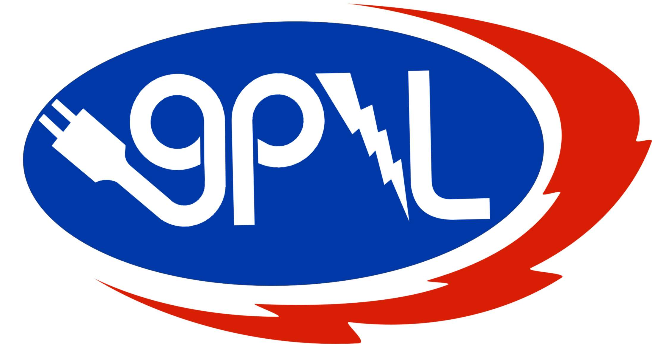 Logo for Garland Power & Light